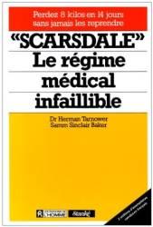 Couverture du livre fondamental du régime Scarsdale