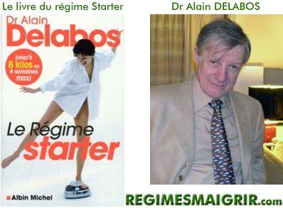 Le régime Starter fût crée par le docteur Alain Delabos