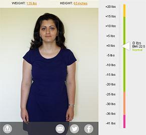 Simuler une perte de poids ou une prise de poids sur votre propre photographie